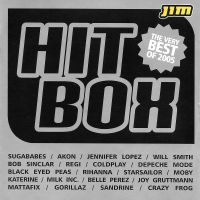 Cover  - Hitbox - The Very Best Of 2005 [VL]